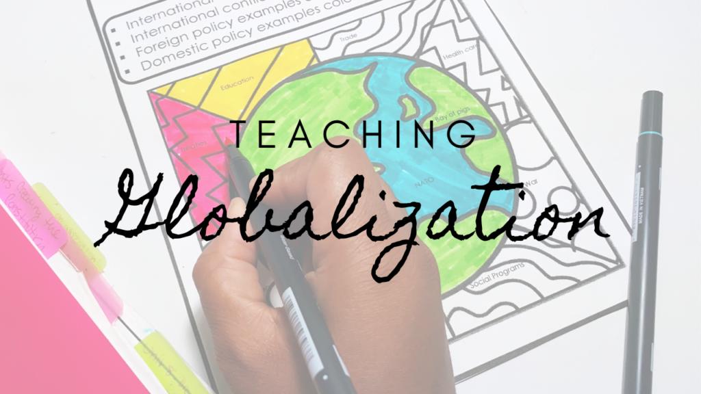 teaching globalization